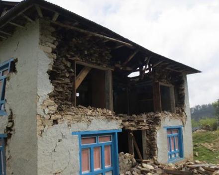 2015 Ravage door de aardbeving