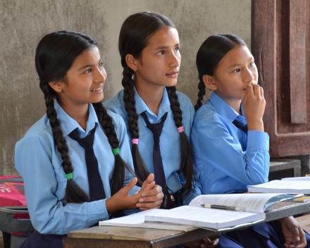 Onderwijs, de hoeksteen van elke ontwikkeling