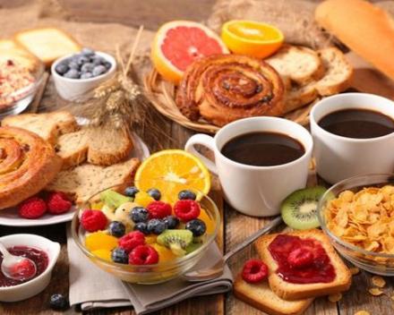 Chautaara ontbijtbuffet 2019