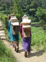 2010 Bouw van de school in Ang Pang