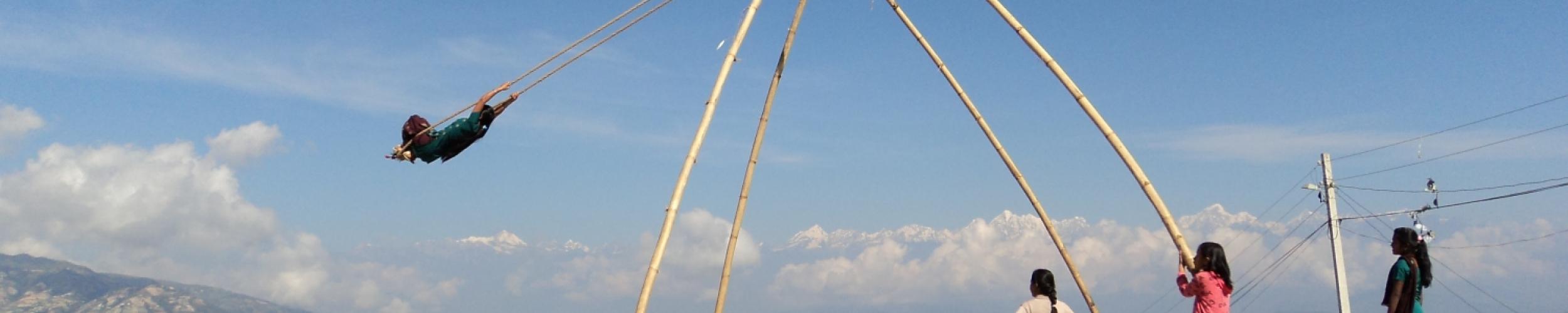 swing in nepal